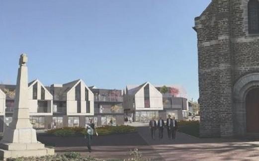 Les projets de la ville La Chapelle-des-Fougeretz