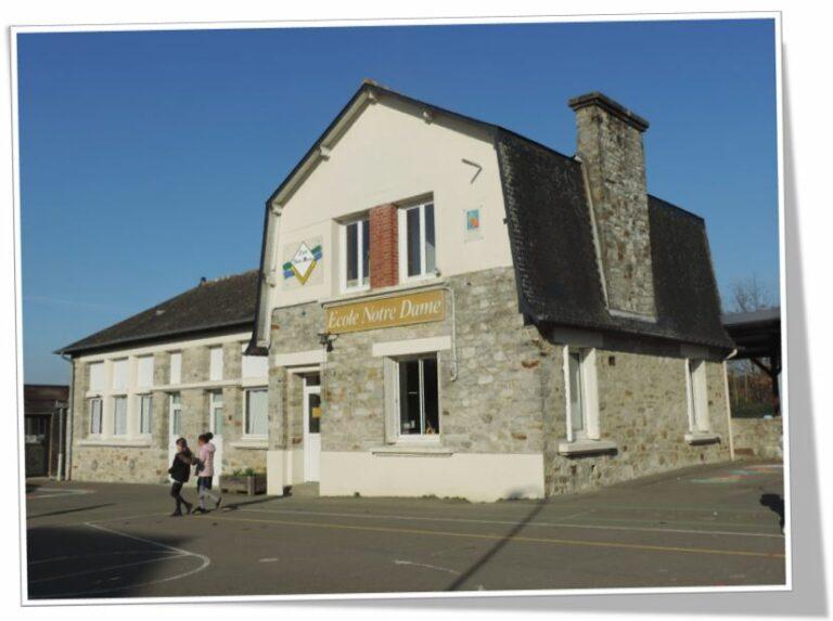 Ecole Notre Dame 1