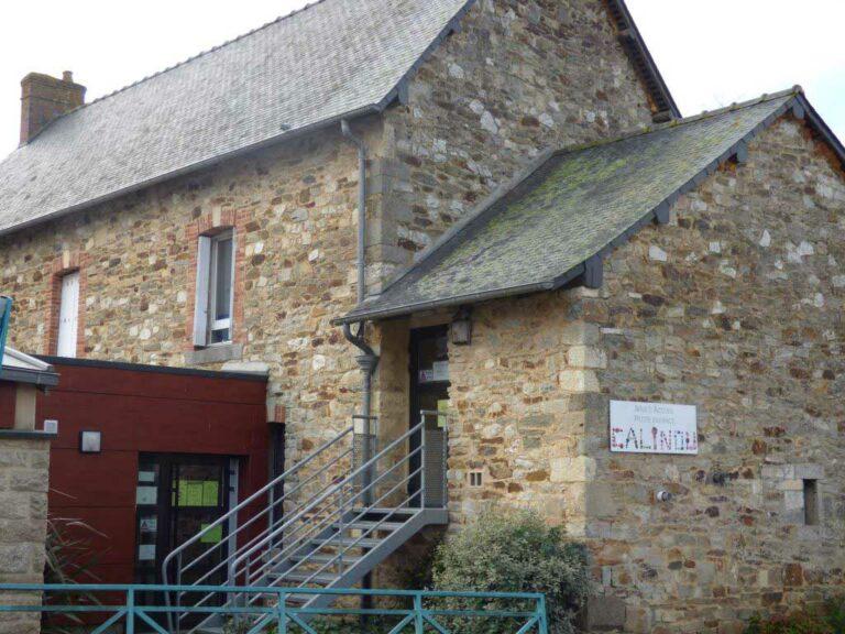 Bâtiment Multi accueil Calinou à La Chapelle-des-Fougeretz