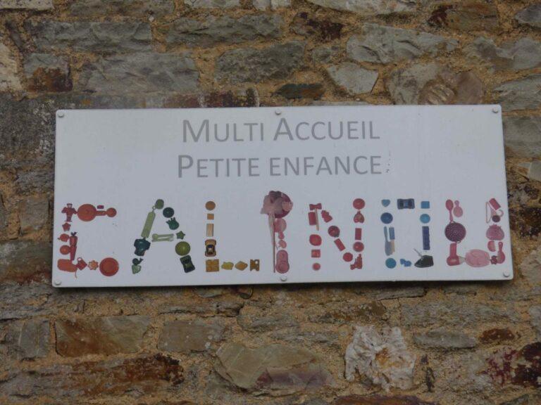 Accueil du Multi accueil Calinou à La Chapelle-des-Fougeretz