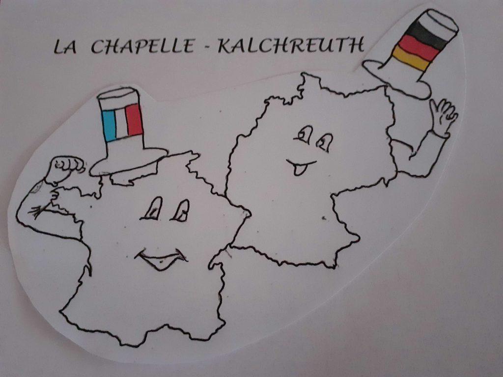 Le jumelage Kalchreuth - La Chapelle des Fougeretz
